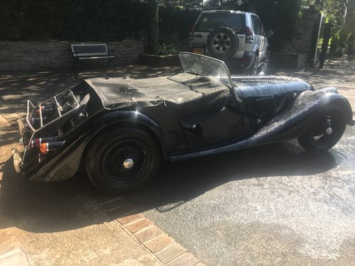 1973 morgan 2 ownerss from new For Sale (picture 2 of 6)