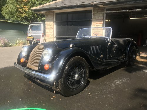 1973 morgan 2 ownerss from new For Sale (picture 3 of 6)