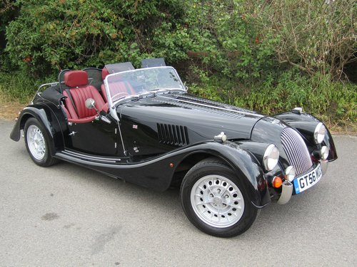 2006 Morgan Plus-4 2.0 Duratec SOLD (picture 1 of 2)