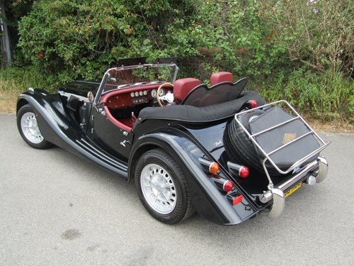 2006 Morgan Plus-4 2.0 Duratec SOLD (picture 2 of 2)
