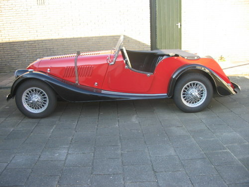 For sale Morgan +4 1958 For Sale (picture 2 of 6)