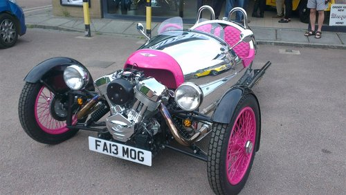 2013 Morgan 3 Wheeler For Sale (picture 1 of 3)