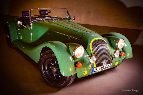 2012 Morgan Plus 4 Supersports No. 43/60 For Sale (picture 1 of 6)