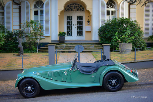 2012 Morgan Plus 4 Supersports No. 43/60 For Sale (picture 5 of 6)