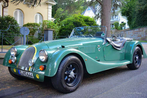 2012 Morgan Plus 4 Supersports No. 43/60 For Sale (picture 6 of 6)