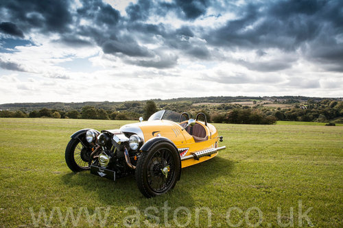 2015 Morgan 3 Wheeler (M3W) SOLD (picture 1 of 6)