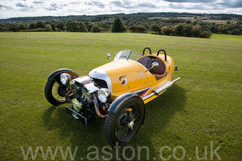 2015 Morgan 3 Wheeler (M3W) SOLD (picture 2 of 6)