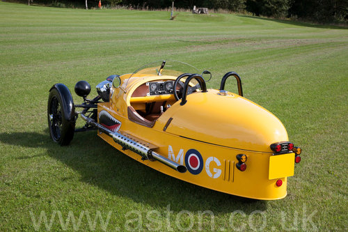 2015 Morgan 3 Wheeler (M3W) SOLD (picture 3 of 6)