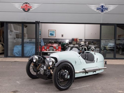 2018 NEW Morgan Three Wheeler For Sale (picture 1 of 6)