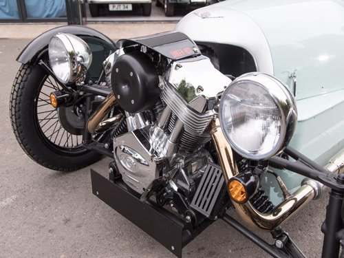 2018 NEW Morgan Three Wheeler For Sale (picture 3 of 6)