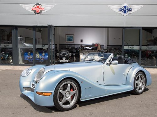 2001 Morgan Aero 8 For Sale (picture 1 of 6)