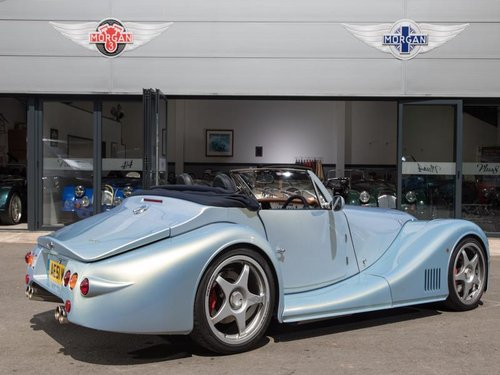 2001 Morgan Aero 8 For Sale (picture 6 of 6)