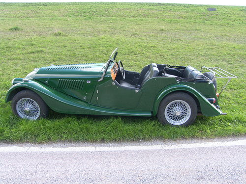 1978 Morgan 4/4 4 seater SOLD (picture 3 of 6)