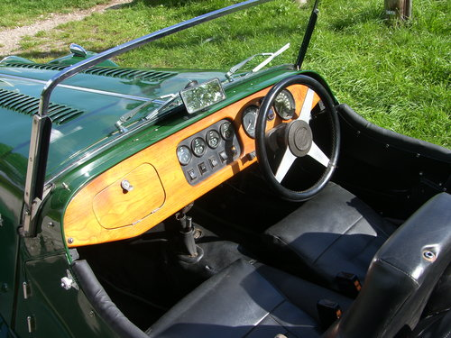 1978 Morgan 4/4 4 seater SOLD (picture 4 of 6)