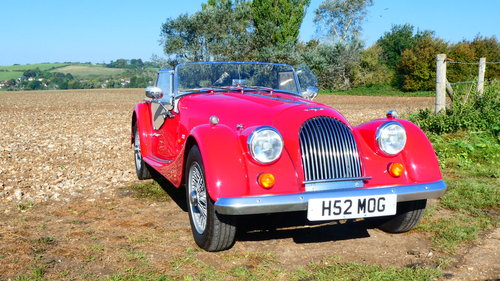 1991 Morgan 4/4Sports with just 37k miles from new  SOLD (picture 1 of 6)