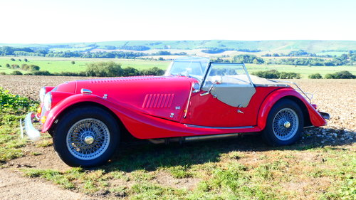 1991 Morgan 4/4Sports with just 37k miles from new  SOLD (picture 2 of 6)
