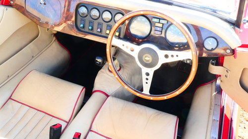 1991 Morgan 4/4Sports with just 37k miles from new  SOLD (picture 3 of 6)