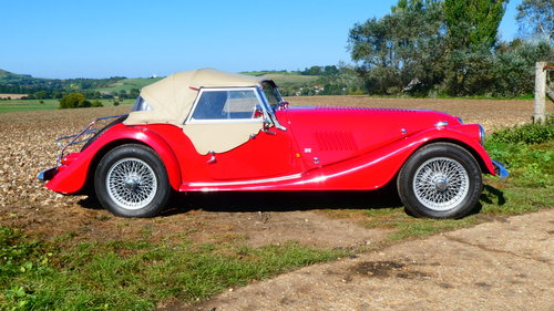 1991 Morgan 4/4Sports with just 37k miles from new  SOLD (picture 5 of 6)