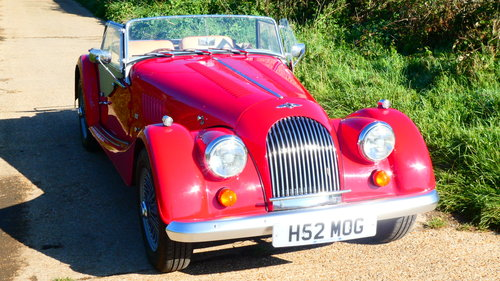 1991 Morgan 4/4Sports with just 37k miles from new  SOLD (picture 6 of 6)