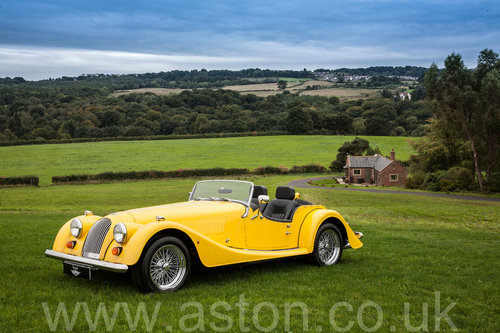 1999 Morgan Plus 8 SOLD (picture 1 of 6)
