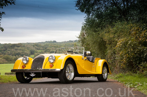 1999 Morgan Plus 8 SOLD (picture 6 of 6)