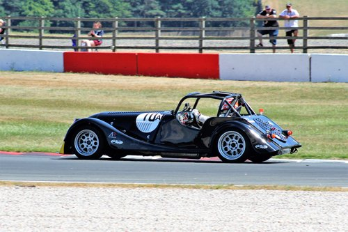 Class A Competition Morgan +8 - £59,750 For Sale (picture 4 of 6)