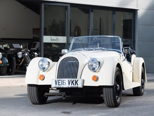 2016 Morgan Plus 4 For Sale (picture 1 of 6)