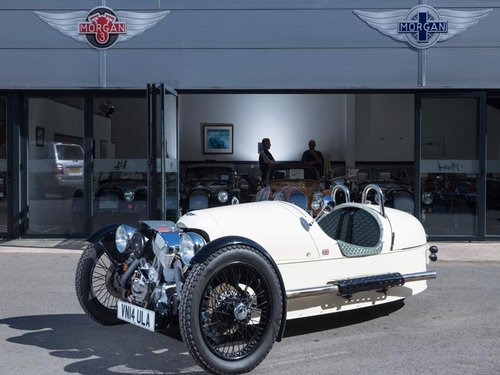 2014 Morgan Three Wheeler SOLD (picture 1 of 6)