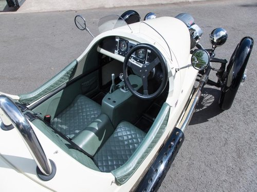 2014 Morgan Three Wheeler SOLD (picture 2 of 6)