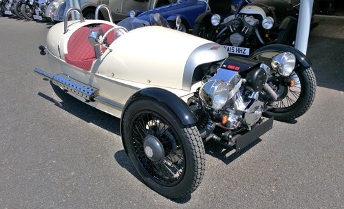 2019 Morgan 3 Wheeler 2.0 V twin (NEW CAR) For Sale (picture 1 of 6)