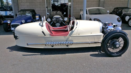 2019 Morgan 3 Wheeler 2.0 V twin (NEW CAR) For Sale (picture 2 of 6)