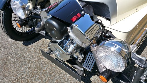 2019 Morgan 3 Wheeler 2.0 V twin (NEW CAR) For Sale (picture 3 of 6)