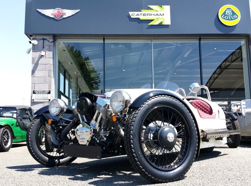 2019 Morgan 3 Wheeler 2.0 V twin (NEW CAR) For Sale (picture 6 of 6)