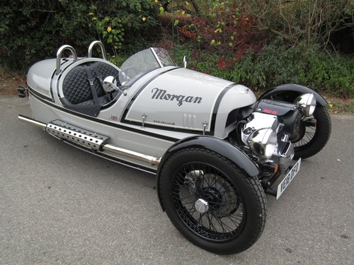 2018 Morgan Three Wheeler - (Euro 3 Configuration with CoC) For Sale (picture 1 of 6)
