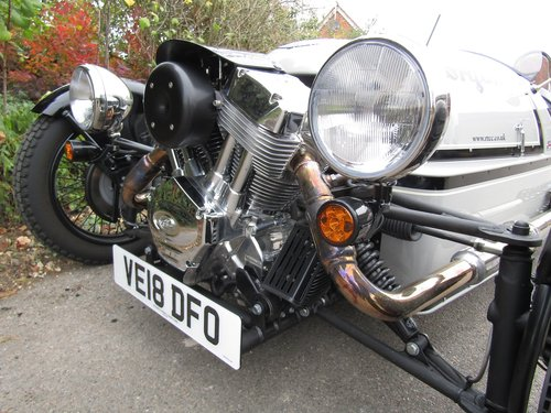 2018 Morgan Three Wheeler - (Euro 3 Configuration with CoC) For Sale (picture 3 of 6)