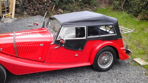 1986 classic morgan 4/4  4 seater SOLD (picture 2 of 6)