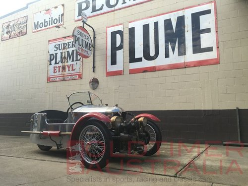 1929 Morgan Super Sports Aero 3 Wheeler For Sale (picture 1 of 6)