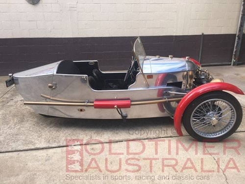 1929 Morgan Super Sports Aero 3 Wheeler For Sale (picture 3 of 6)