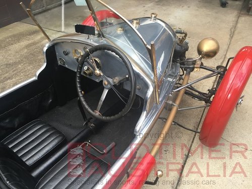 1929 Morgan Super Sports Aero 3 Wheeler For Sale (picture 5 of 6)