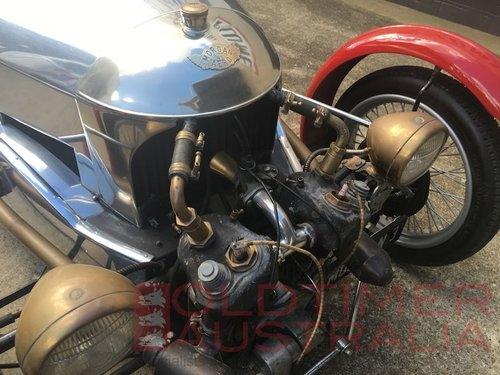 1929 Morgan Super Sports Aero 3 Wheeler For Sale (picture 6 of 6)