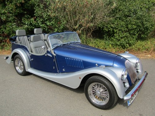 2004 Morgan 4/4 (4 seater) 1.8 Zetec Turbo SOLD (picture 1 of 3)