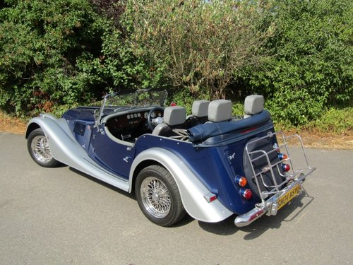 2004 Morgan 4/4 (4 seater) 1.8 Zetec Turbo SOLD (picture 2 of 3)