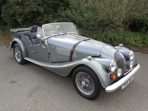 1991 Morgan 4/4 1600 CVH (4 seater) - JUST REDUCED SOLD (picture 1 of 3)