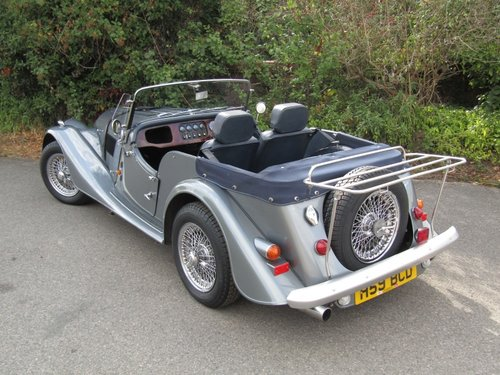 1991 Morgan 4/4 1600 CVH (4 seater) - JUST REDUCED SOLD (picture 2 of 3)