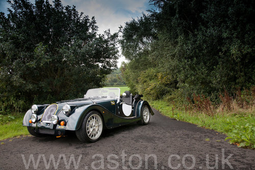 2018 New Morgan Plus 8 50th Anniversary (1 of only 50 cars worldw SOLD (picture 1 of 6)