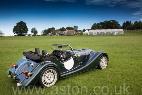 2018 New Morgan Plus 8 50th Anniversary (1 of only 50 cars worldw SOLD (picture 4 of 6)