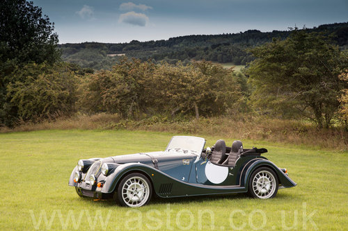 2018 New Morgan Plus 8 50th Anniversary (1 of only 50 cars worldw SOLD (picture 5 of 6)