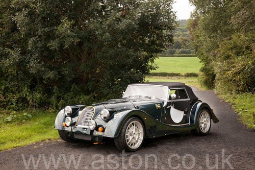 2018 New Morgan Plus 8 50th Anniversary (1 of only 50 cars worldw SOLD (picture 6 of 6)