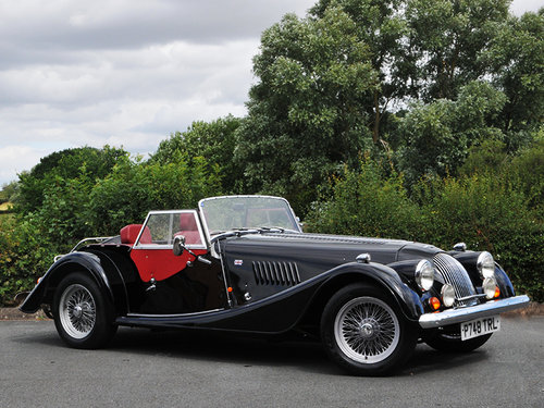 1997 Morgan Plus 4 T16 For Sale (picture 1 of 6)
