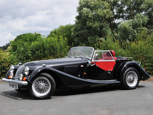 1997 Morgan Plus 4 T16 For Sale (picture 3 of 6)